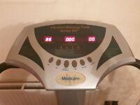 Gym fitness Vibro plate Medicarn Vibration Machine VIBRATION PLATE