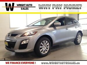 2012 Mazda CX-7 GS| LEATHER| SUNROOF| BLUETOOTH| 47,186KMS
