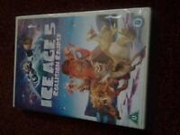 ICE AGE 5, COLLISION COURSE DVD FOR SALE.