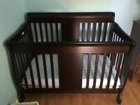 Barely used crib