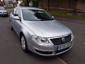 VW Passat in need of TLC - very good drive!