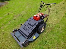 Hayter condor lawnmower
