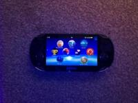 Ps vita wifi with monkey ball banana split and 8GB memory card excellent condition