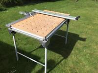Festool MFT/3 table and accessories