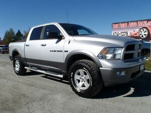 2011 Ram 1500 SLT OUTDOORSMAN CERTIFIED