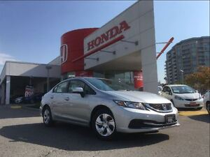 2014 Honda Civic Sedan LX CVT