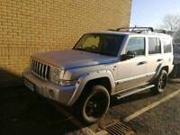 Jeep Commander 3.0 CRD V6 Limited 4x4 - LUXURY - FAMILY - OFF ROAD