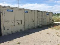 4 x 20ft shipping storage container units for sale steel site hut