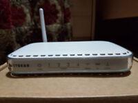Netgear DG834G V4 Wireless Router