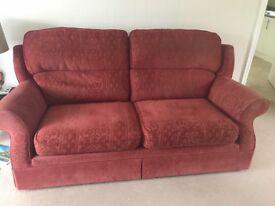3 piece sofa!