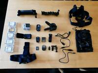 For Sale GoPro Hero 3 Plus (Silver) + Loads Of Accessories