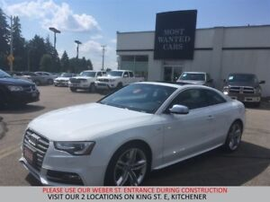 2014 Audi S5 Technik | NAVIGATION | CAMERA | SUNROOF