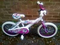 Girls bike suit 3-6