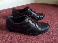 K lace up shoes