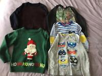 Boys clothes bundle age 4-5