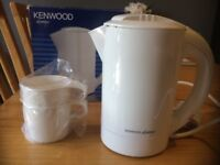 Kenwood Discovery Travel Kettle,White
