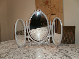 Vintage Style Dressing Table Mirror.