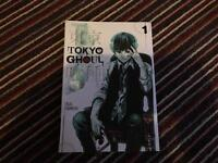 Tokyo Ghoul - FIRST SIX CHAPTERS -