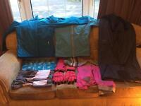 Set of women Ski clothes