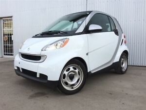 2012 smart fortwo Pure, LEATHER, BLUETOOTH.