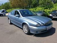 Jaguar X Type, 2004, 12 months MOT, Diesel, Service history