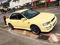 Subaru Impreza Sport Special ... limited edition