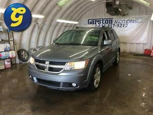 2010 Dodge Journey RT*AWD*LEATHER*AUTO START*7 PASSENGER*PHONE/V