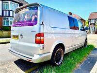 Friendly man with a van :) Medium sized, clean van. Polite, reliable and friendly service