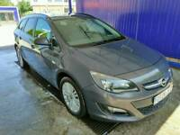 LHD Opel Astra 2015