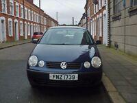 Volkswagen POLO 2003 1.2 petrol