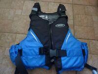 Yak Kallista Legacy buoyancy aid, brand new, no tags, size M/L