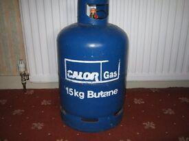 Calor Butane 15kg. ( BARGAIN )