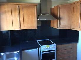2 bed flat in Abronhill for immediate rent