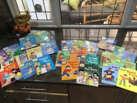 Biff chip and kipper stage 1-3 first reading books