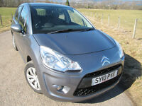 Citroen C3 VT 2010 ~ 61,000 miles ~ FSH ~ NOW ONLY £2,250 ~ LONG MOT.