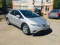HONDA CIVIC SE I - VTEC HPI CLEAR 5DOOR CLEAN DRIVE