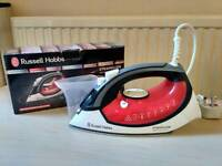 Steam Iron Russell and Hobbs