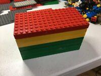 8x16 LEGO BASE PLATES X7