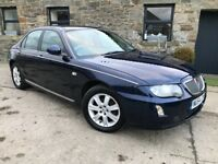 54ROVER 75 CONNOISSEUR 2.0 CDTI DEISEL WITH 12 MONTHS MOT, SERVICE HISTORY, HPI CLEAR,GOOD CONDITION