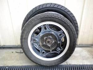 """Wanted - Honda CX500 / CB reverse Comstar 16"""" rear wheel Hamilton North Newcastle Area Preview"""