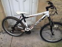 Scott aspect bike