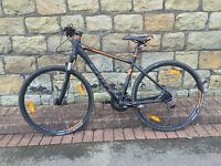 Scott Sub Cross 10 2016 - Hybrid Sports Bike