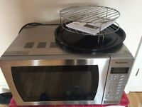 Panasonic NN-ct579s Combi Microwave Oven. £220 when new
