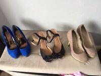 Ladies shoes £5
