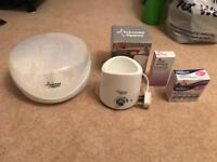 Tommee Tippee feeding equipment- many items