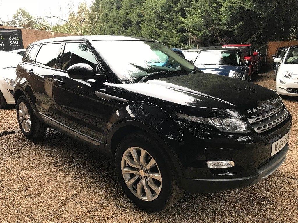 Land Rover Range Rover Evoque 2 2 Ed4 Pure Hatchback Free 1 Year