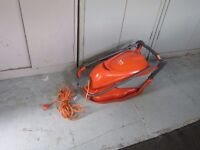 Flymo Electric Hover Lawnmower - Model Hover Compact 300 Hovermower