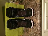 VANS Snowboard Boots Boa Lacing EXCELLENT CONDITION