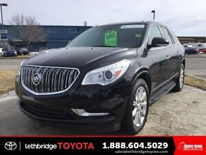 Certified 2014 Buick Enclave Premium - NAV! LEATHER! FULLY LOADE