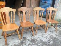 Dining chairs c4